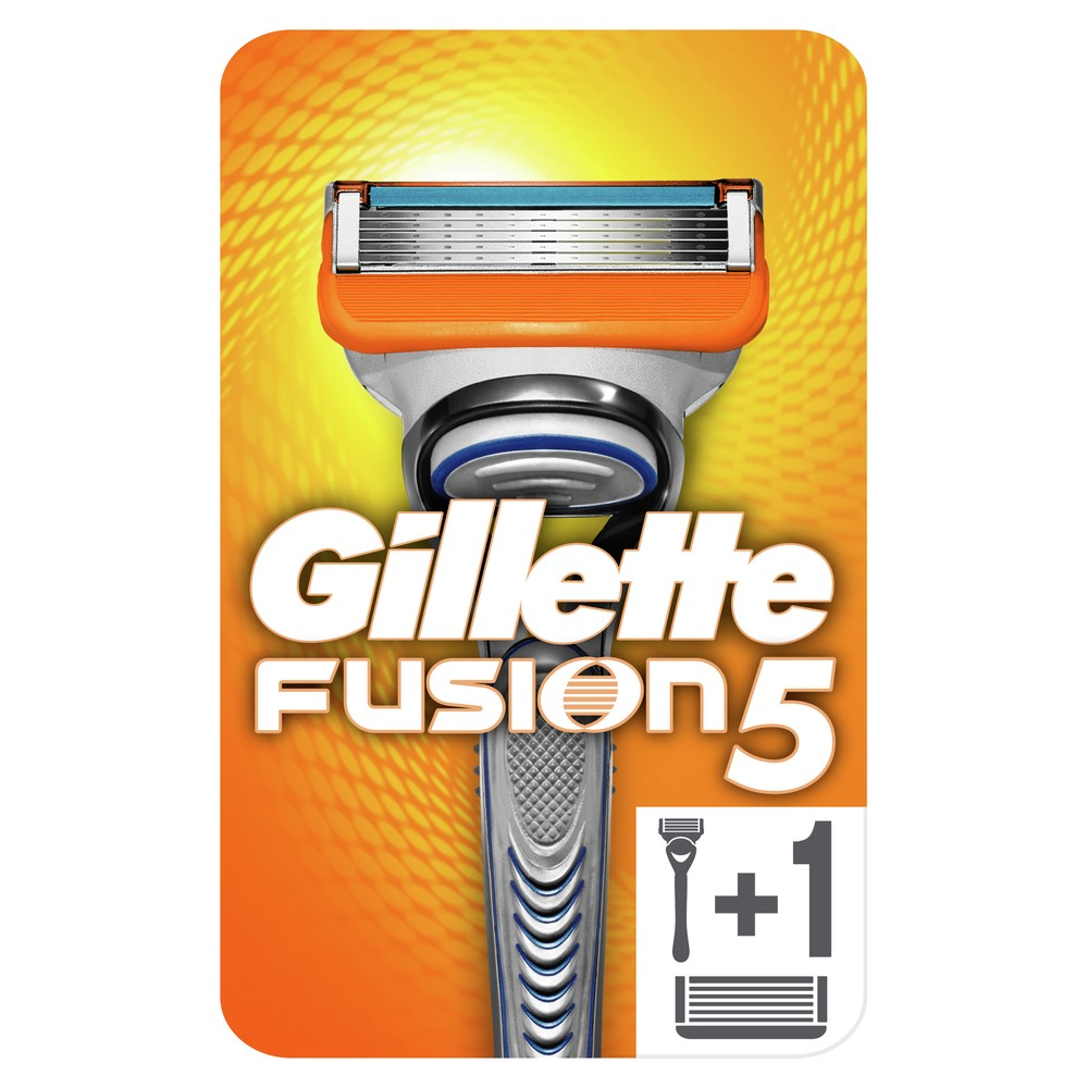Фото - Razor Gillette Fusion 5 Shaver Razors Machine for shaving + 2 Razor Blades for Shaving Machine 100% original philips electirc shaver s111 whole body washing support rechargeable with 100 240v voltage electric razor for men