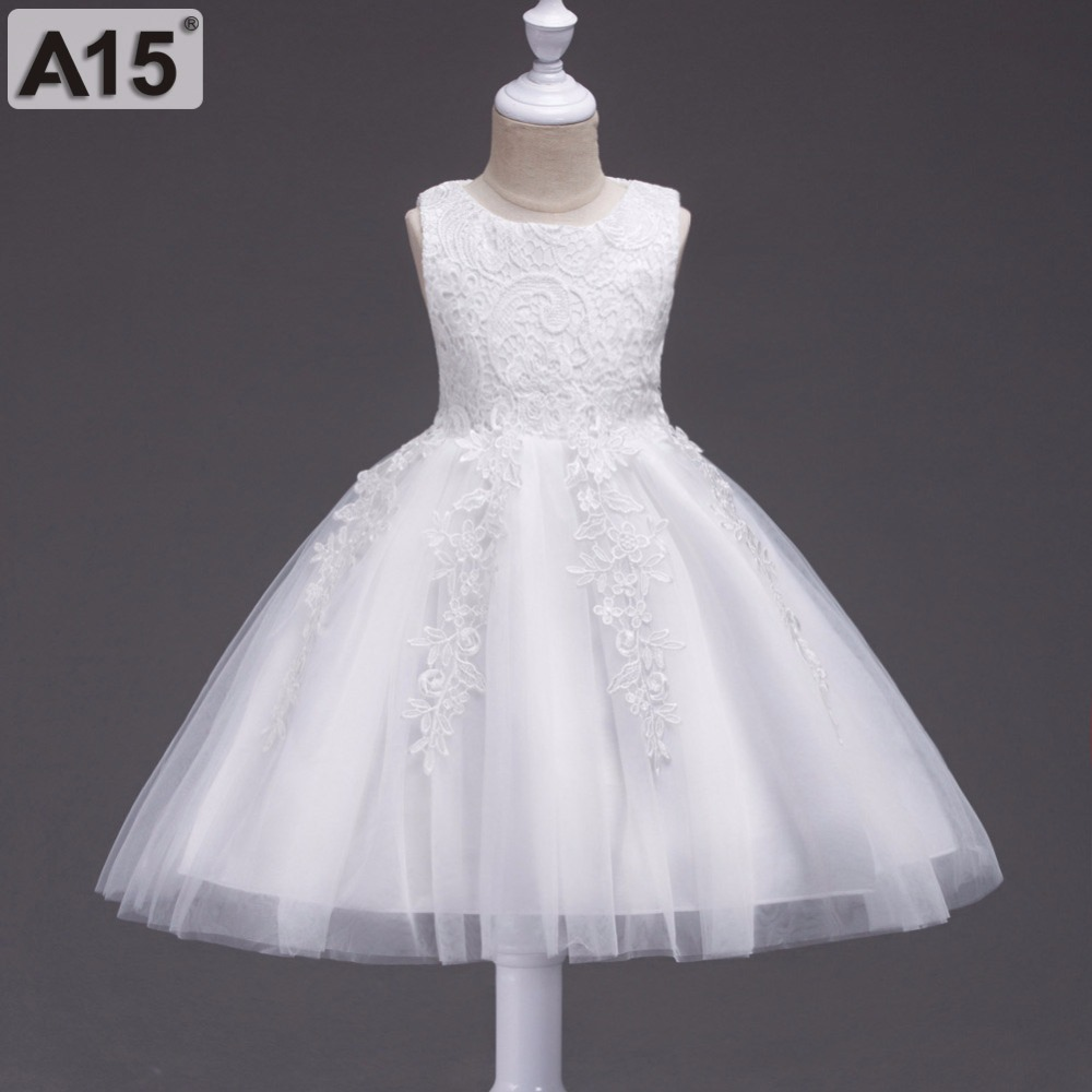 Kids Dresses for Girls Wedding Blue Princess Dress Girls Costume Lace Summer Formal Wear Baby Toddler Girl Party Dress 5 12 Year summer 2017 new girl dress baby princess dresses flower girls dresses for party and wedding kids children clothing 4 6 8 10 year