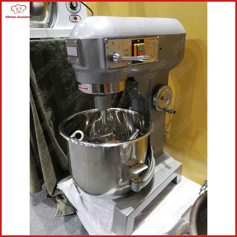 ZB30L commercial electric 30 Liters food mixer planetary mixer dough mixer machine multifunctional food stand mixer 7l food mixer machine dough mixer machine planetary mixer