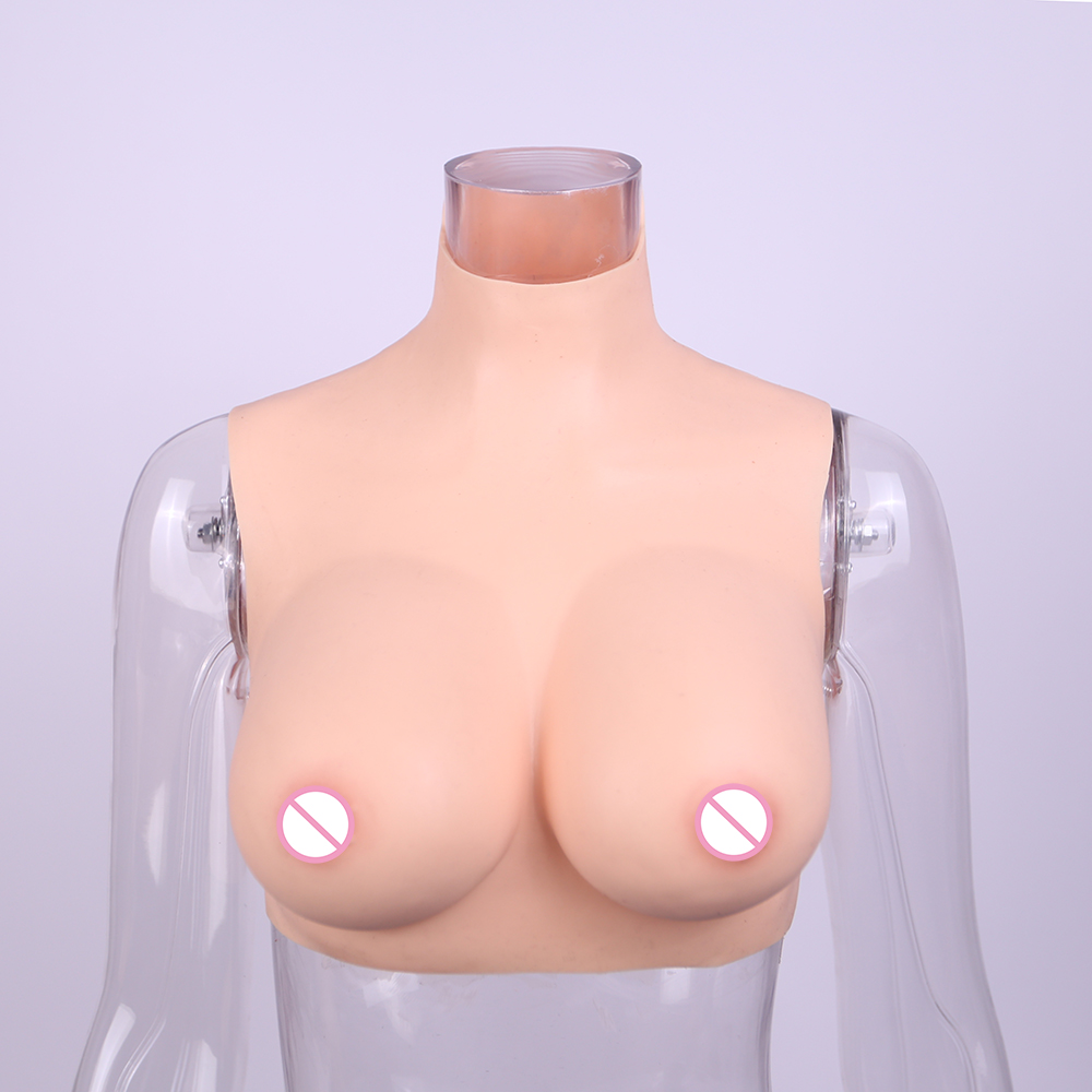 Dokier realistic fake boobs silicone breast forms for crossdressers drag queen shemale cosplay prothesis layboy enhancer
