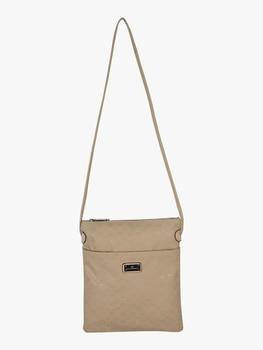 KISS & HUG shoulder handbag fabric