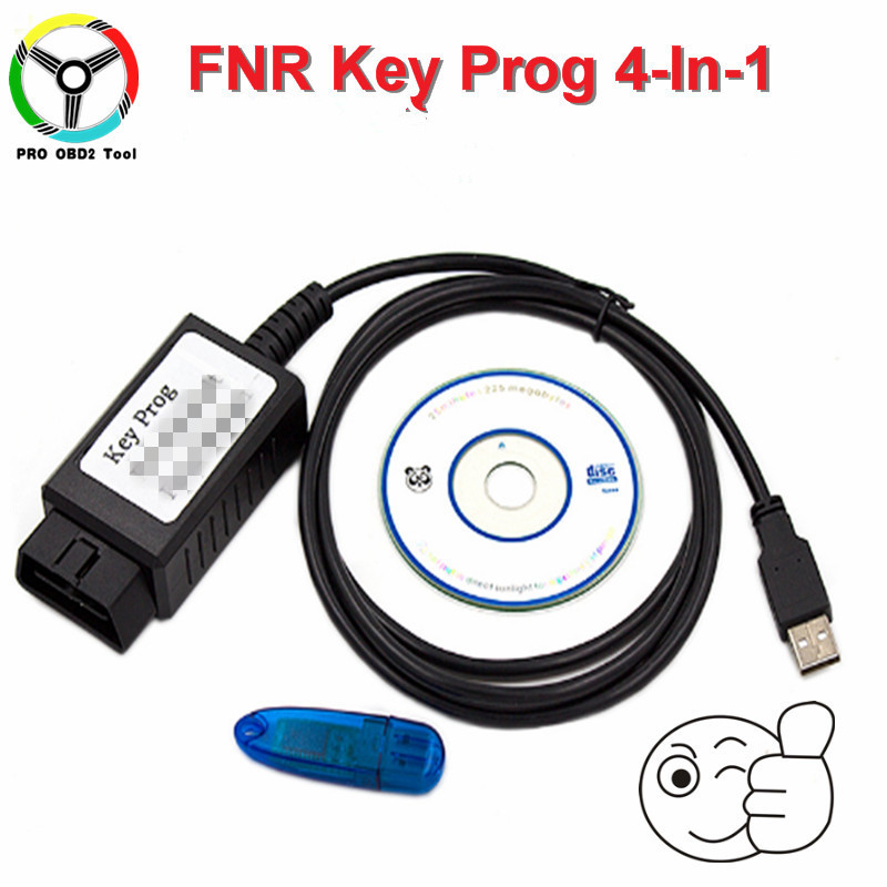 New Arrival FNR Key Prog 4 in 1 Programming Key Tool FNR 4-IN-1 For Nissan For Renault FNR Key Programmer Free Shipping цена