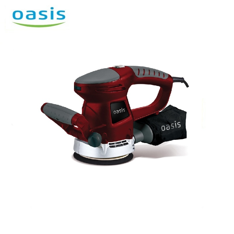 Vibration Eccentric Grinder Oasis GX-48 Grinding Polishing Sandpaper Air Tools Eccentric track Dust exhaust and dust canister eccentric spaces