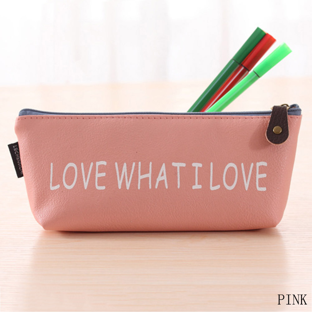 LOVE WHAT I LOVE Printed Cosmetic Bag Women Portable Travel Make Up Pouch Bags Female Zipper Cosmetics Bag 1pcs urinal gogirl go girl woman urination device 9 5cm stand up pee fud camping travel portable female tiolet
