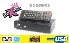 M2 DVB T T2 Full HD Digital TV Tuner Receptor MPEG4 DVB T2 H 264 Terrestrial