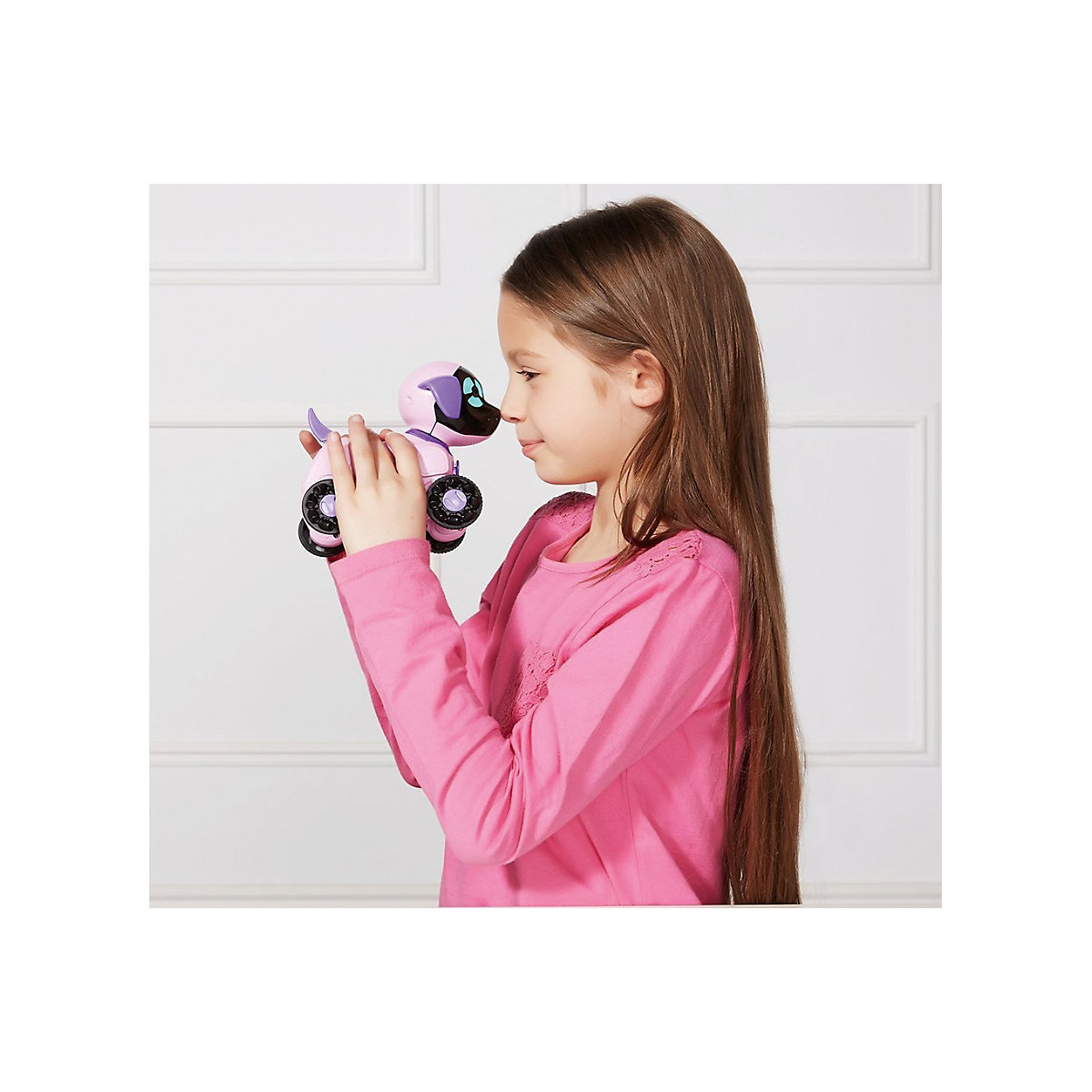 Animaux de compagnie électroniques WowWee 7314002 Tamagochi Robot jouets interactif chien animaux enfants MTpromo - 5