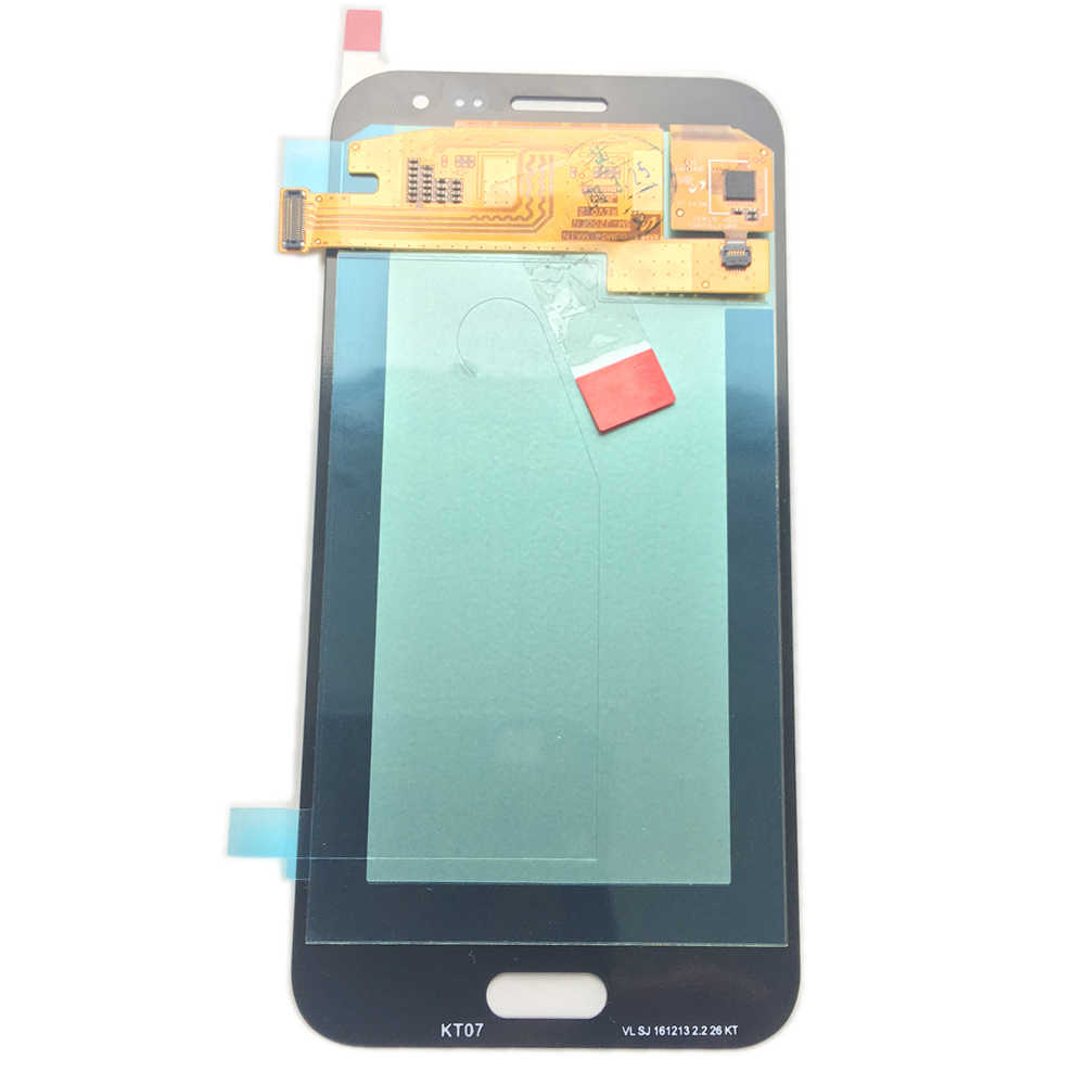 FIX2SAILING Super AMOLED LCD para Samsung Galaxy J2 2015 J200 J200F J200H J200Y LCD pantalla táctil digitalizador montaje