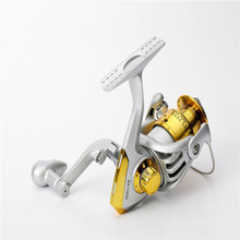 AIYUQ.U Carp Saltwater Fishing Reel Handle Spinning Mini Bearings Knob 3000 Baitcast Spool For Sea FR009