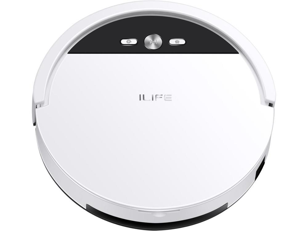 ILIFE V4 powerful suction electric automatic robot vacuum cleaner floor capet cleaning home household