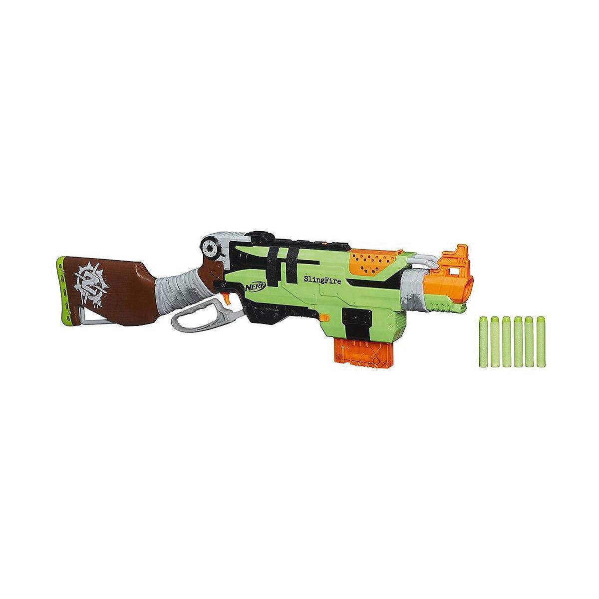 Jouets pistolets NERF 3550830 enfants enfants jouet pistolet arme blaster garçons jeux de tir en plein air jouer MTpromo