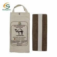 Пояс медицинский эластичный согревающий с шерстью верблюда (размер 42-44), XS