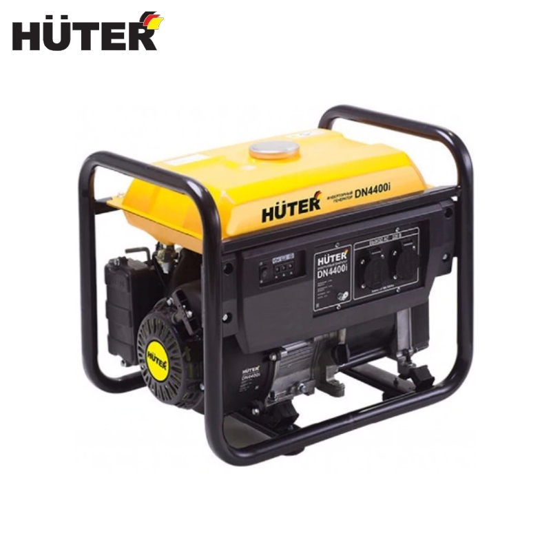 цена на Inverter generator HUTER DN4400i Power home appliances Backup source during power outages Mobile power source