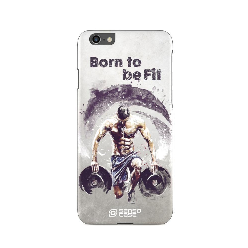 Protective Case SensoCase CrossFit for Apple iPhone