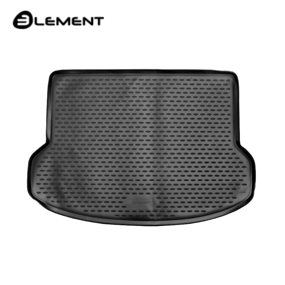 Para Geely Atlas 2017-2019 tapete mala do carro Elemento ELEMENT7518B10