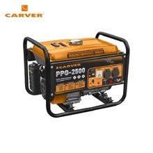 Бензиновый генератор CARVER PPG-2500 ( обмотка медь )