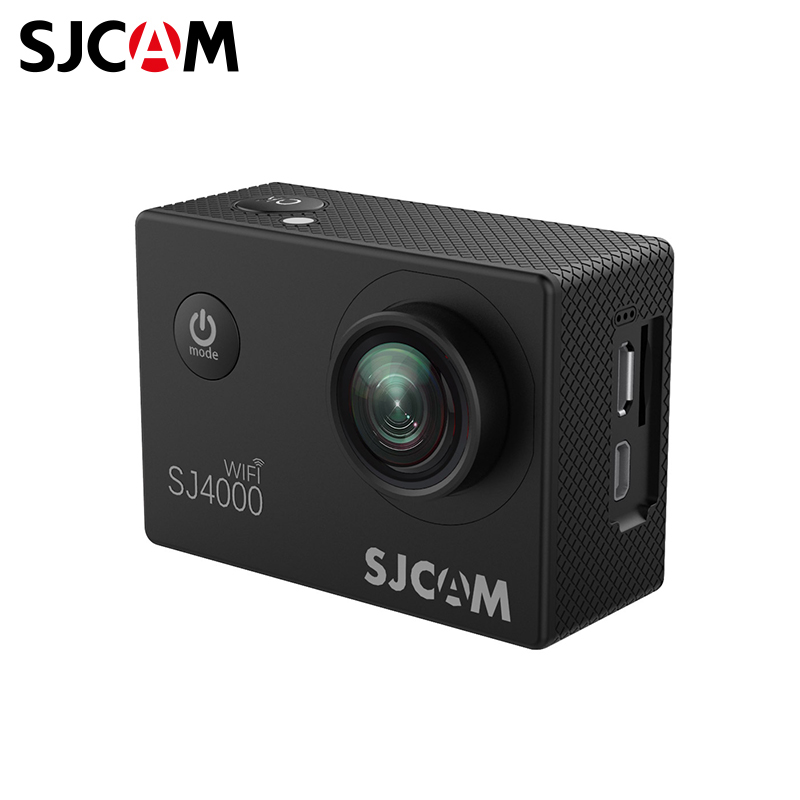 Action camera SJCAM SJ4000 Wifi sj4000 wifi action camera diving 30m waterproof 1080p full hd go underwater helmet sport camera sport dv 12mp photo pixel camera