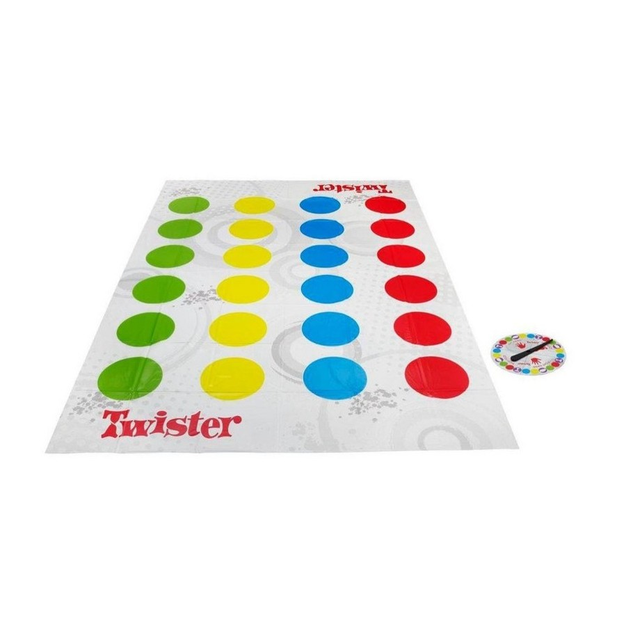 Board Game Hasbro Games Game Twister 2, 6+ 98831121 new original board t420hvn06 2 42t34 c00 screen t420hvn06 0 logic board used