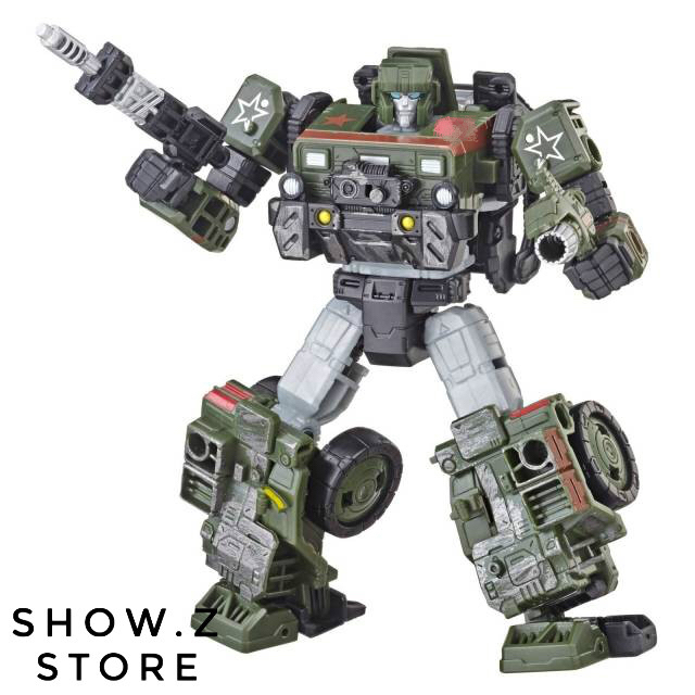 TRANSFORMERS SIEGE WAR OF CYBERTRON DELUXE SIDESWIPE,COG,HOUND,SKYTREAD SET OF 4
