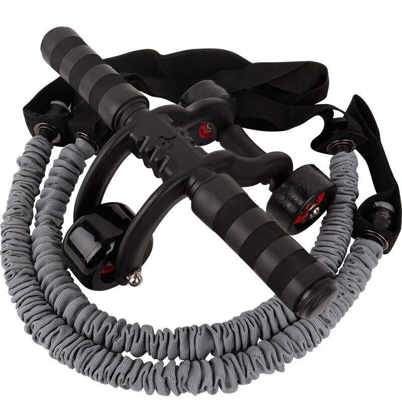 JAYSON Home Fitness Equipment Abdominal wheel Coaster Sports Gym Waist Abdomen Exercise Slimming Machines Equipment