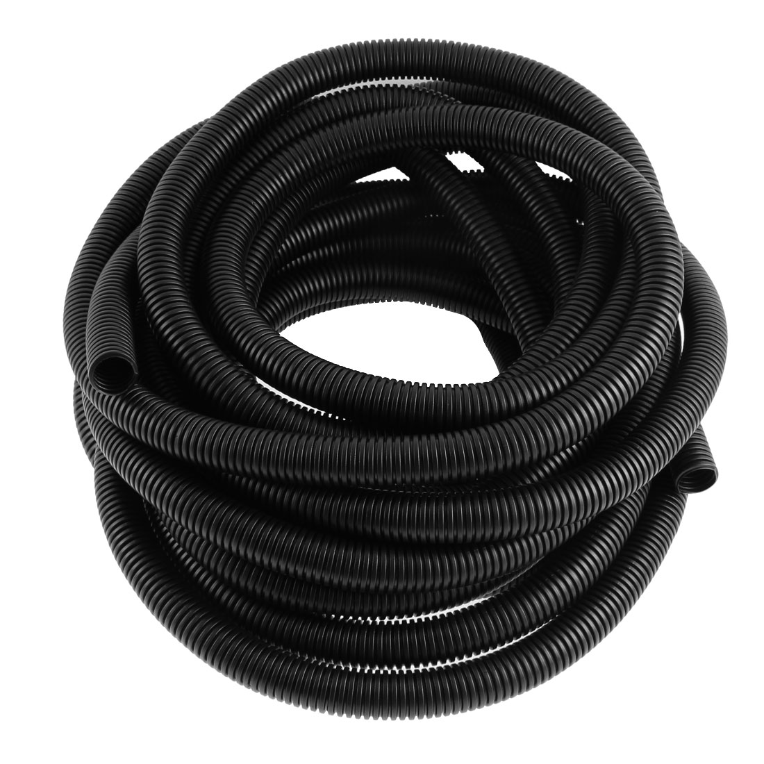 uxcell 2M Length 25mm Outside Dia Corrugated Bellow Conduit Tube for Electric Wiring