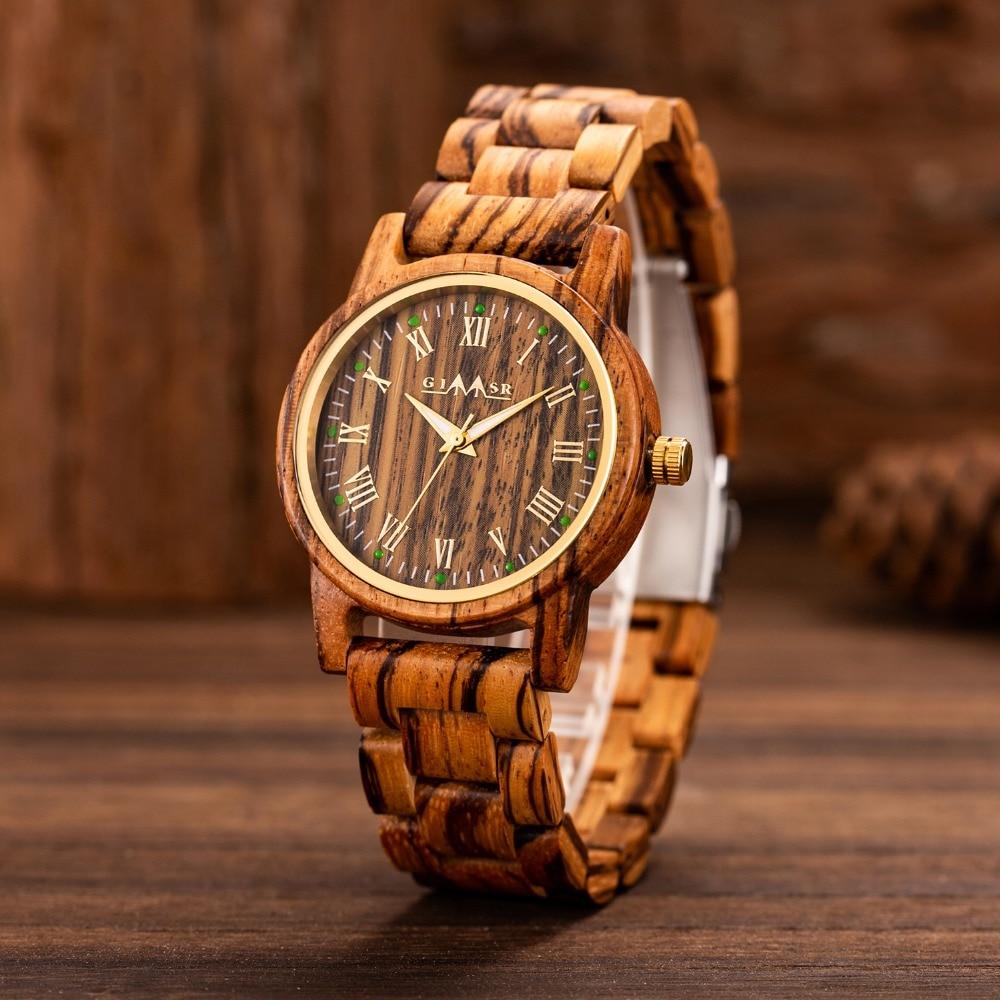Top Gift Wood Watches Men's Unique Man Watch Wooden Bamboo Handmade Quartz Wrist Watch Male Sport Luminous Hands Clock Masculino sitemap 467 xml