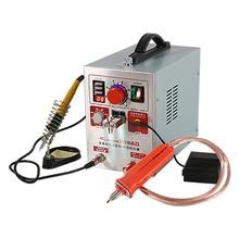 SUNKKO 709AD Spot welder 2.2KW High power battery digital display mobile soldering Spot welder 18650 Pulse spot welding machine