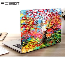 Cover Color Shell Case For Apple Macbook Air Pro Retina 11 12 13 15 inch For Mac book 11.6 13.3 15.4 Hard Shell Laptop Bag