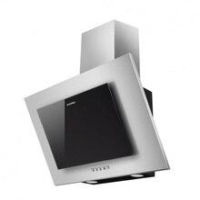 Кухонная вытяжка MAUNFELD Tower CS 50 нержавеющая сталь\черное стекло