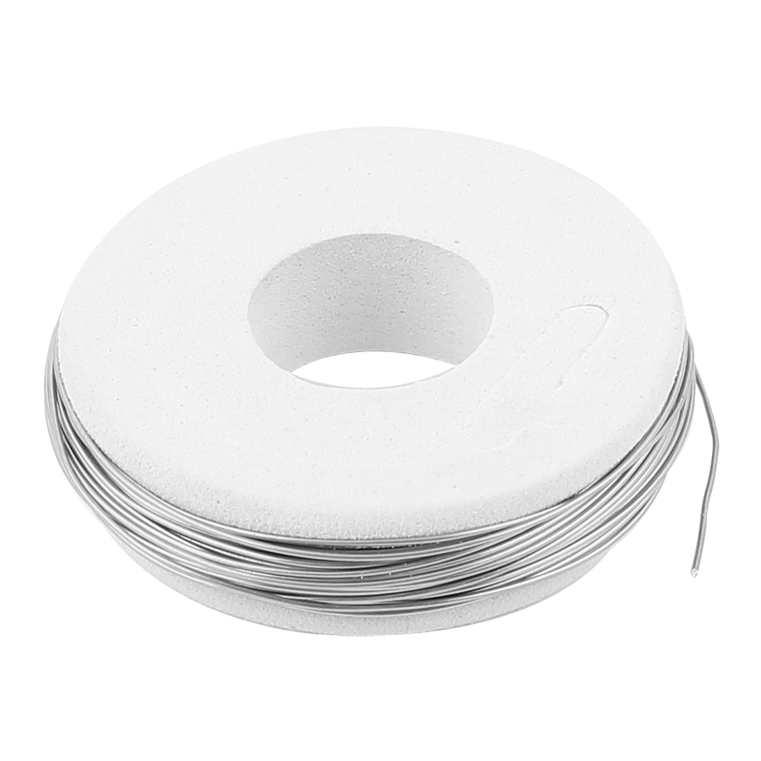 Uxcell Nichrome 80 Round Heater Wire 0.5Mm 24 Gauge Awg 24.6Ft Heating Element Length . | 750cm 0 8mm nichrome resistance heating wire nickel chrome 80 20 various diameter and length