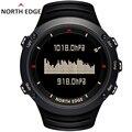 NORTH EDGE мужские спортивные цифровые часы для бега плавания спортивные часы альтиметр барометр компас термометр погода для мужчин