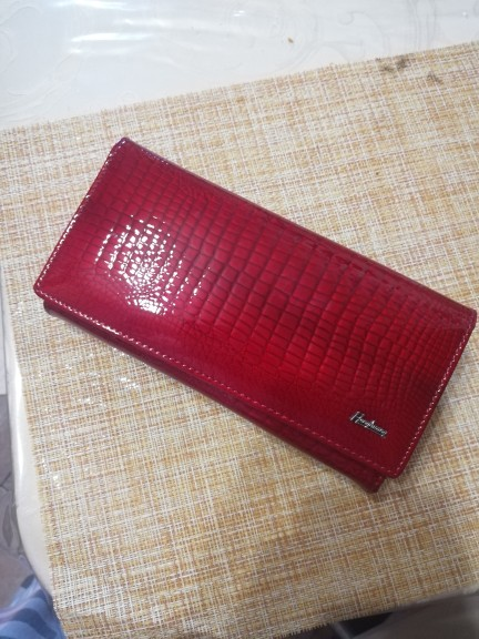 Пол:: Женщины; кожаный бумажник женщин; бренд класса люкс ; портмоне для женщин;