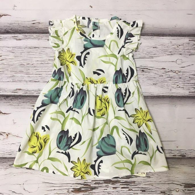 Милое и нежное платье для малышки с Алиэкспресс