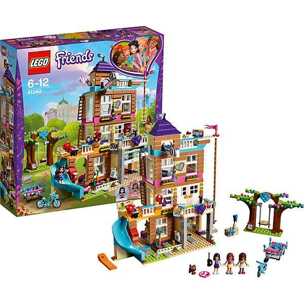 Конструктор LEGO Friends 41340: Дом дружбы
