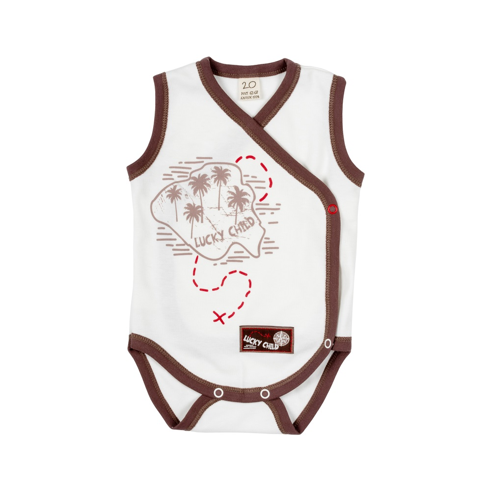 Bodysuits Lucky Child for girls and boys 22-29 Newborns Babies Baby Clothing Children clothes tank tops made in russia bodysuits lucky child for boys 30 113 3 newborns tanks tops babies baby clothing children clothes made in russia
