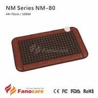 NM series Korea Tourmanium Stone Healing Infrared Thermal Nugabest Similar Massage Therapy Tourmaline Mat