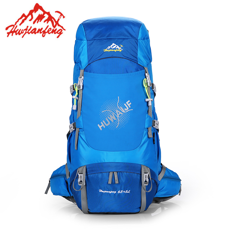 d51ae6c2e037 75L Outdoor Camping Hiking Backpacks