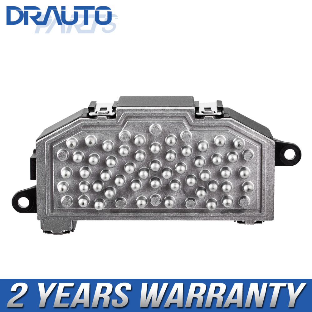 8K0820521C 8K0820521 8K0 820 521 8K0820521B Heater Blower Motor Resistor Regulator For Audi A4 A5 A8