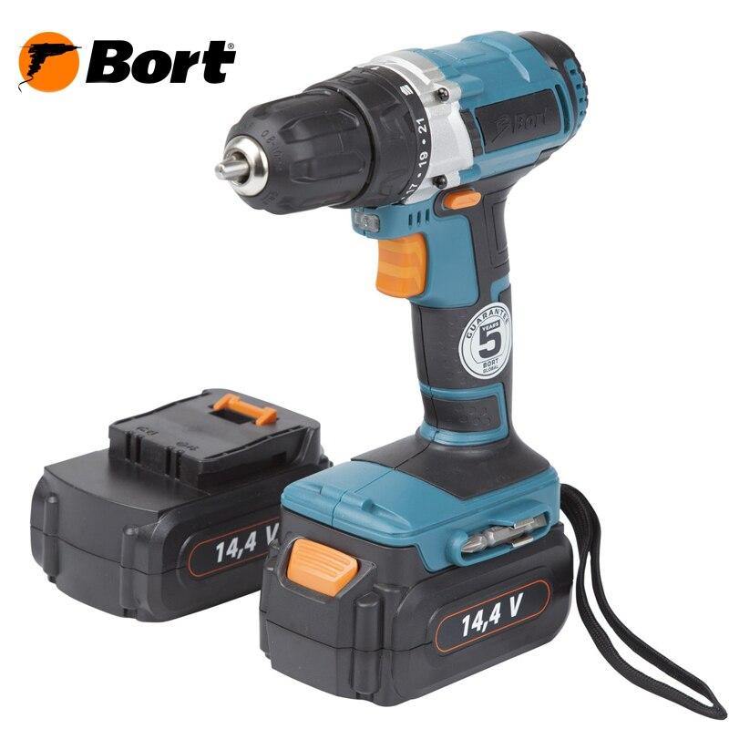 Drill battery BORT BAB-14U-DK