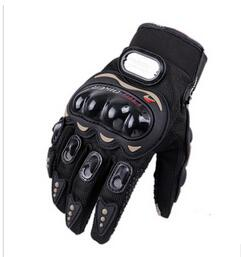 WANLI Motorcycle Gloves Men Cycling Racing Summer Motocross Moto Glove Motorbike Full Finger Bike Protect Motocicleta Guantes Lu
