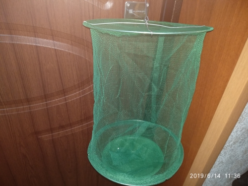 Portable Nontoxic Fly Mosquito Trap photo review
