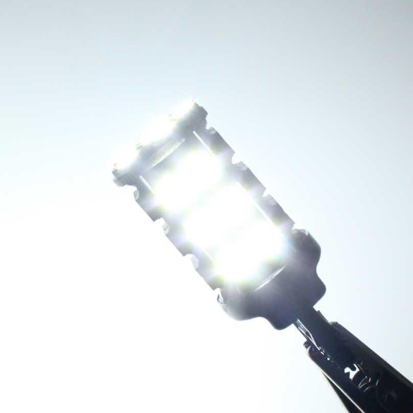 Dla Skoda Rapid (NH3) Rapid Spaceback (NH1) SCOE 2015 nowy 2X30SMD Super Bright tylna światło światło cofania Car Styling