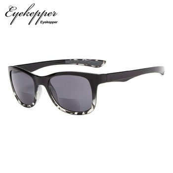 9128e12a76 S043-Bifocal Eyekepper clásico de los años 80 Vintage gafas de sol Bifocal  los lectores