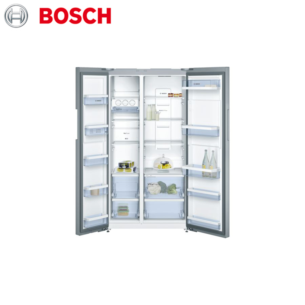 Фото - Refrigerators Bosch KAN92VI25R major home kitchen appliances refrigerator freezer for home household food storage refrigerator bosch kgv39nl1ar