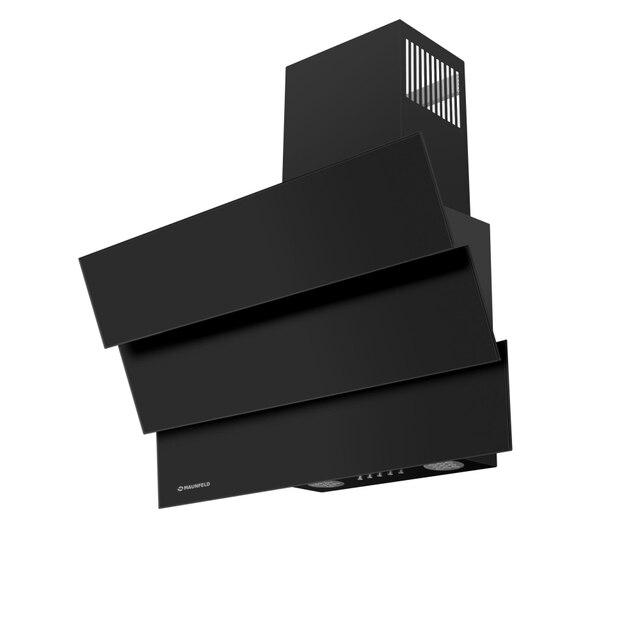 Кухонная вытяжка MAUNFELD Cascada Mini 60 черный