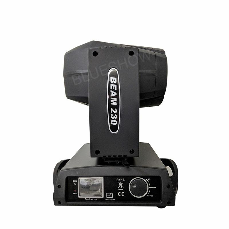s beam 230w moving head led stage light 7r sharpy