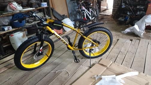 Bicicleta Polegada 26x4.0 Gordura