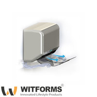 Witforms Shock Preventer Split Air Conditioning AC Adjustable Unbreakable Air Deflector Home Vent Deflector Air Cooled