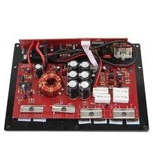 Recién Llegado de Alta Fidelidad Subwoofer de Alta Potencia 200 W 12 V Amplificador Subwoofer Tablero Del Amplificador Amp Mb casa