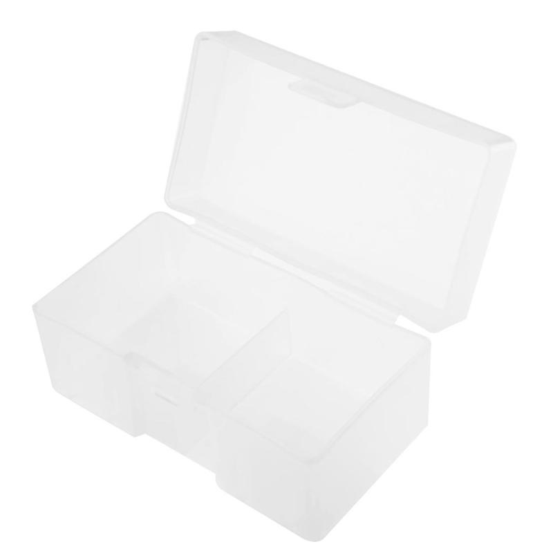 12 9V Square Battery Storage Boxes Holder Container Organizer For 9V Battery