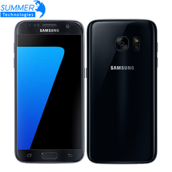 Original Samsung Galaxy S7 G930F Mobile Phone Quad Core 4GB RAM 32GB ROM Waterproof 4G LTE 5.1 Inch NFC GPS 12MP